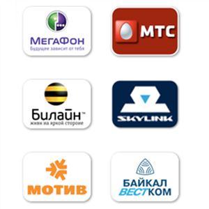 Операторы сотовой связи Камня-на-Оби
