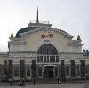 Железнодорожные вокзалы в Камне-на-Оби