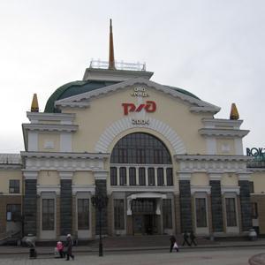 Железнодорожные вокзалы Камня-на-Оби